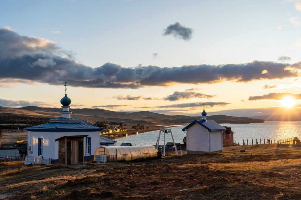 Американский журналист оставил на Байкале частицу души