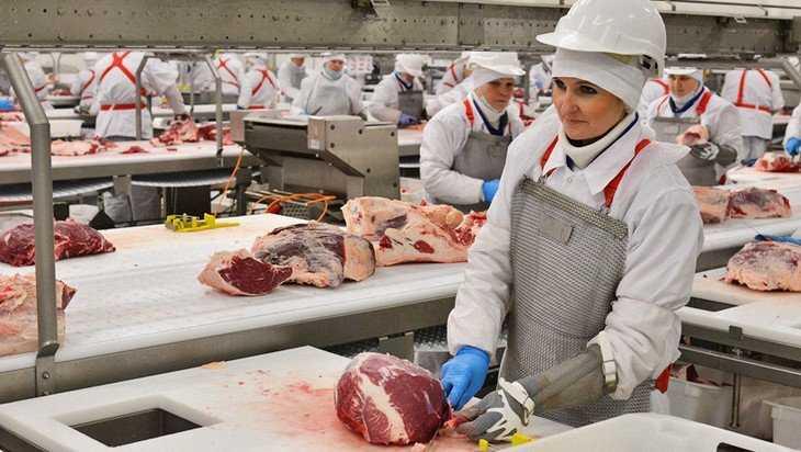 В Брянской области в 6,4 раза вырос выпуск мясных консервов