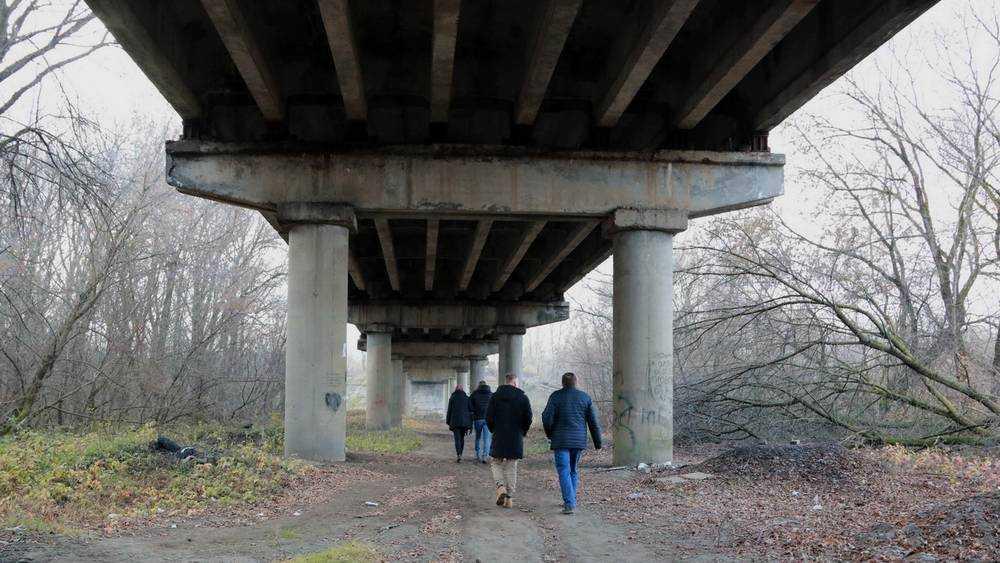 В Брянске началось масштабное строительство Литейного моста