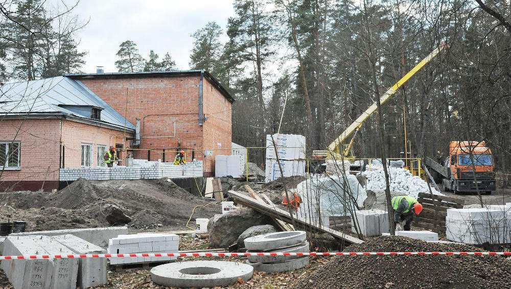 Музей на Партизанской поляне близ Брянска увеличат в два раза