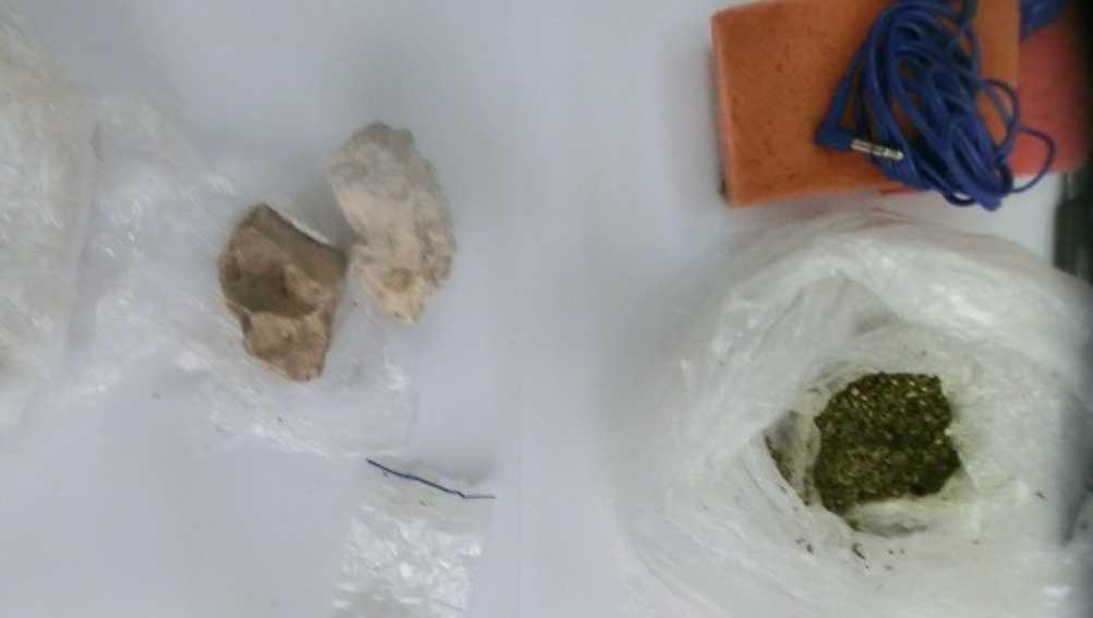 В брянской колонии задержали 19-летнего парня с наркотиками для зеков