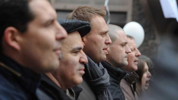 Сторонники Навального пожелали залить Россию кровью