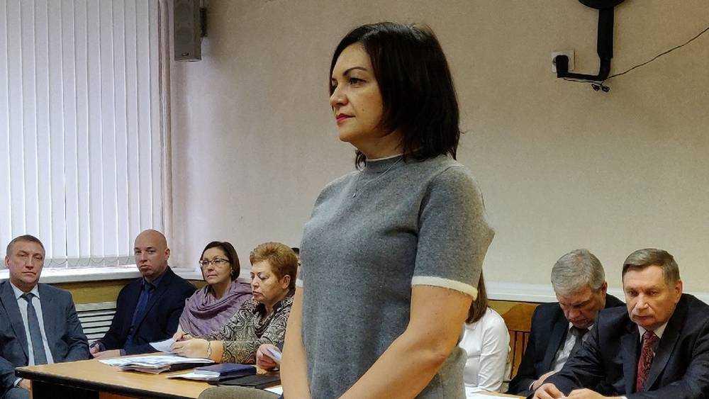 Директором брянской гимназии №2 стала Татьяна Мамонова