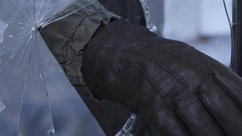 Брянскую воровку-пенсионерку нашли по отпечаткам пальцев на окне