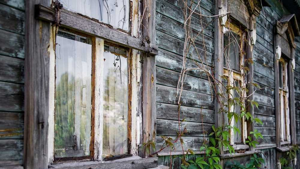 Чиновники предложили ремонтировать ветхие дома за счет граждан
