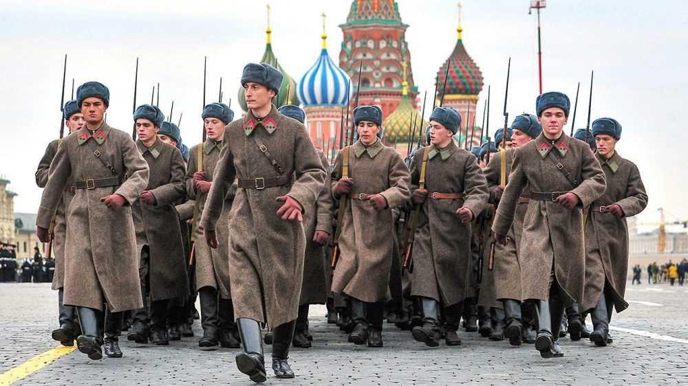 Британцы восхитились парадом в Москве
