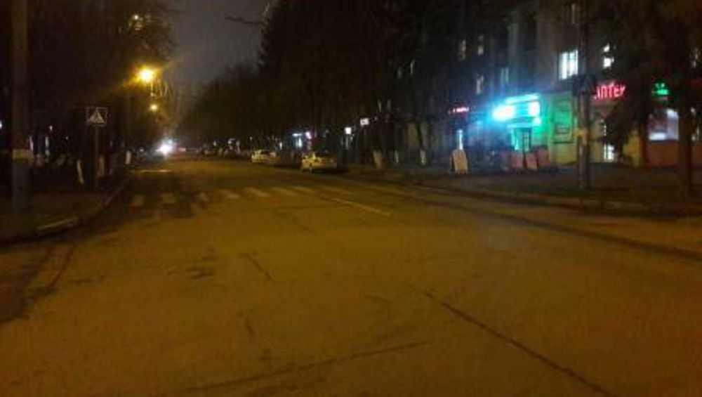 В Брянске сбивший пенсионерку водитель был уличен в трех нарушениях