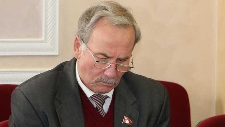 Прощание с главой брянских коммунистов Степаном Понасовым пройдёт 20 ноября