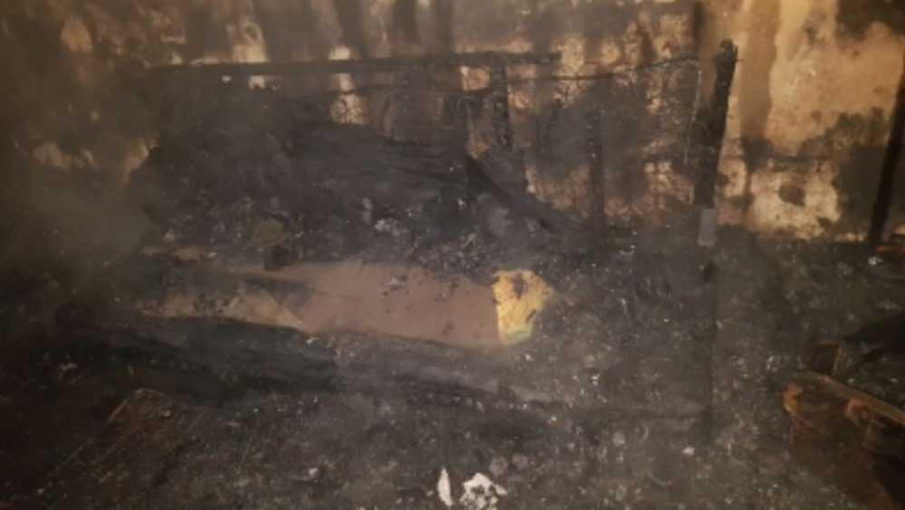СК начал расследование гибели 3 брянцев при пожаре в военном городке