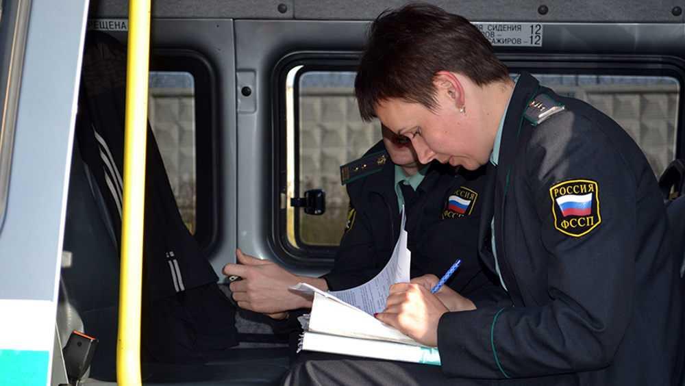 Из-за ареста автомобиля брянец погасил долг в 250 тысяч рублей