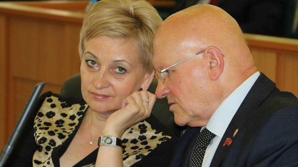 Владимир Пронин стал заместителем главы Брянской областной думы
