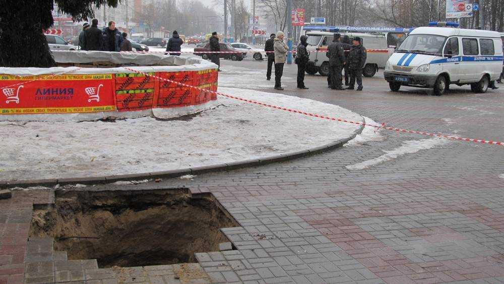 Российские СМИ потрясли Брянск сообщением о гибели ребенка в коллекторе