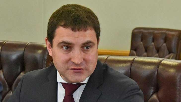 Александра Прудника избрали главой администрации Навлинского района