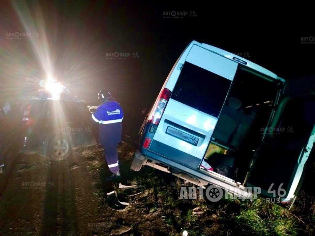 По факту аварии с ехавшим в Брянск автобусом возбудили дело