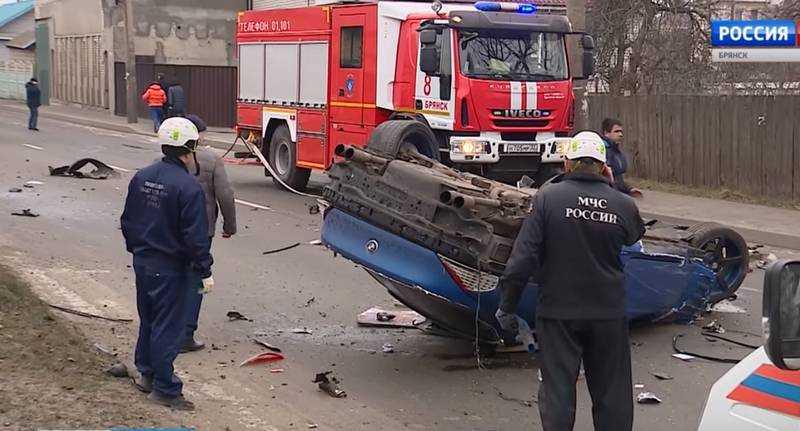 В массовом ДТП на Карачиже пострадал 23-летний водитель