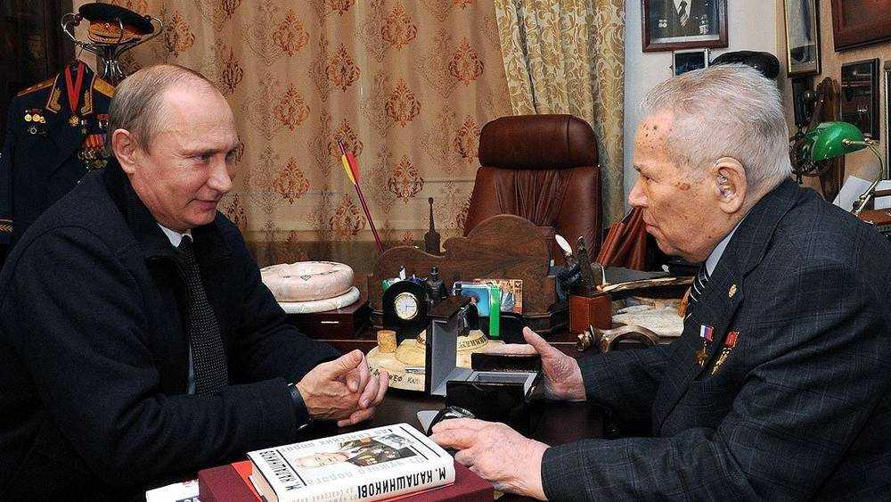Калашников и Брянщина: исполнилось 100 лет со дня рождения оружейника