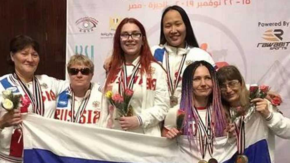Слепая атлетка из Брянска стала чемпионкой мира