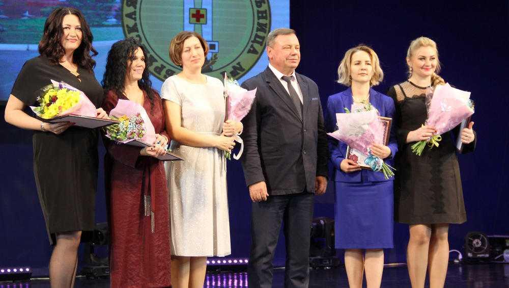 Брянская областная больница № 1 отпраздновала 75-летие