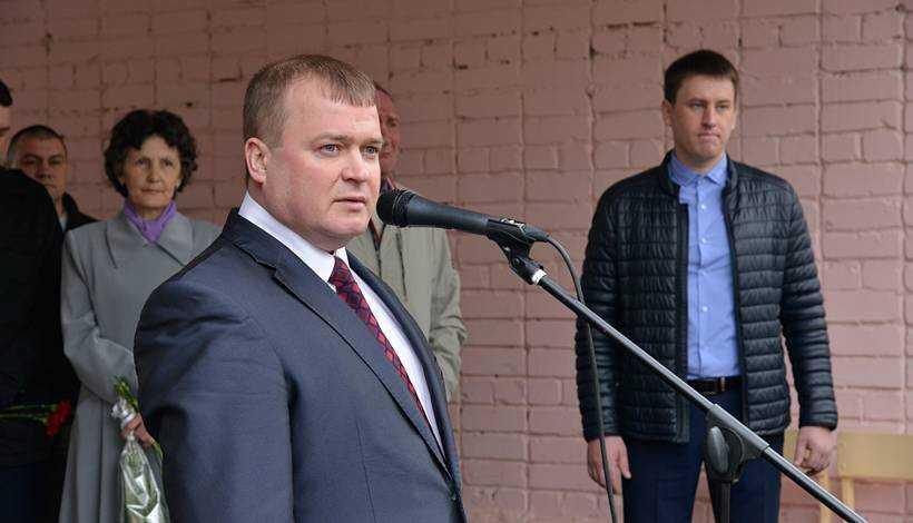Задержан чиновник администрации Брянска Денис Шаров