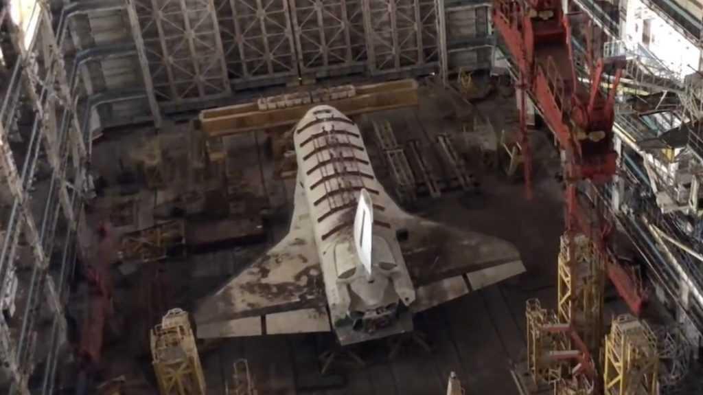 Символ уничтоженного СССР: 31 год со дня полета «Бурана»