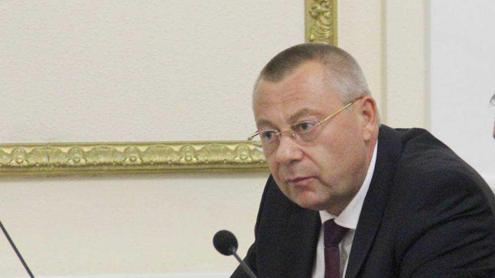 Брянский губернатор представил своего нового заместителя