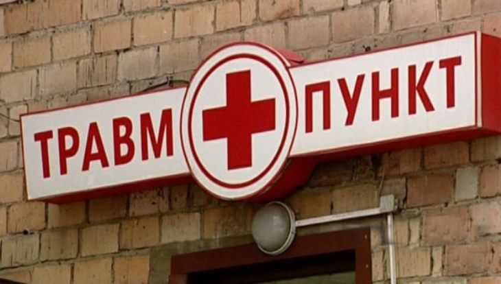 В Новозыбкова при катании с горки разбилась 5-летняя девочка