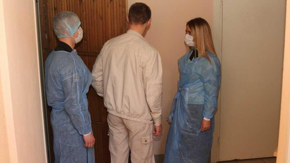 Заразного брянца по приговору суда отправят в лечебницу