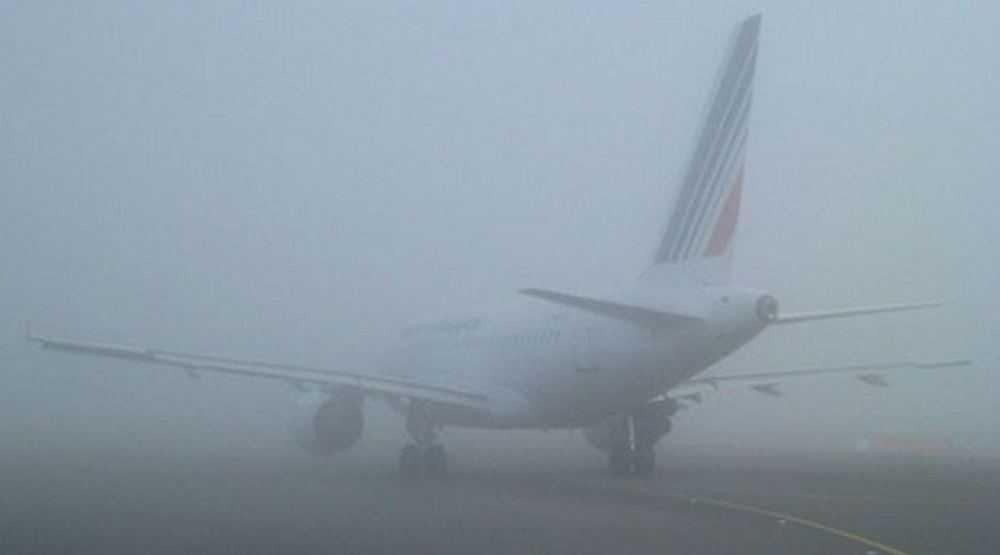 Брянцев предупредили об отмене авиарейсов из-за тумана 25 февраля
