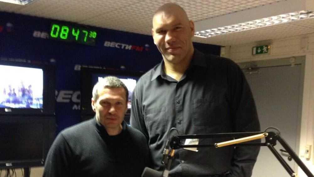 Брянский депутат Николай Валуев поддержал Владимира Соловьева