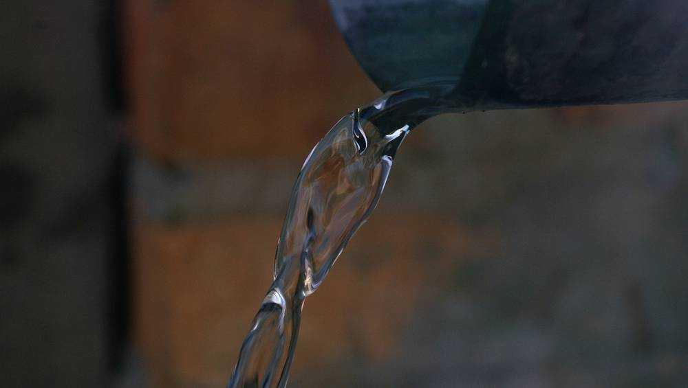 Брянскую воду будут очищать от нитратов и железа