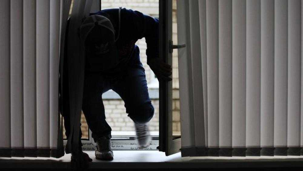 В Клинцах 20-летний юноша попался на кражах из офиса и гаража