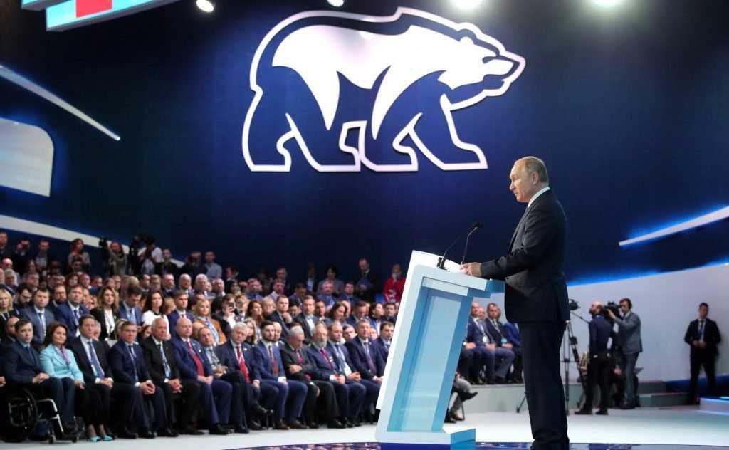 Брянский губернатор призвал единороссов ходить со значками партии