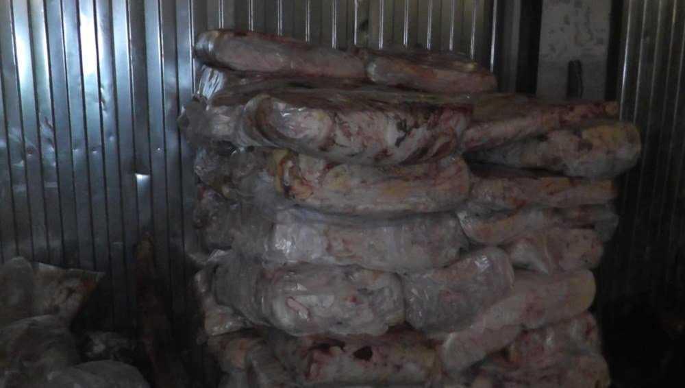 Брянское предприятие обвинили в незаконной продаже мяса на 89 млн рублей