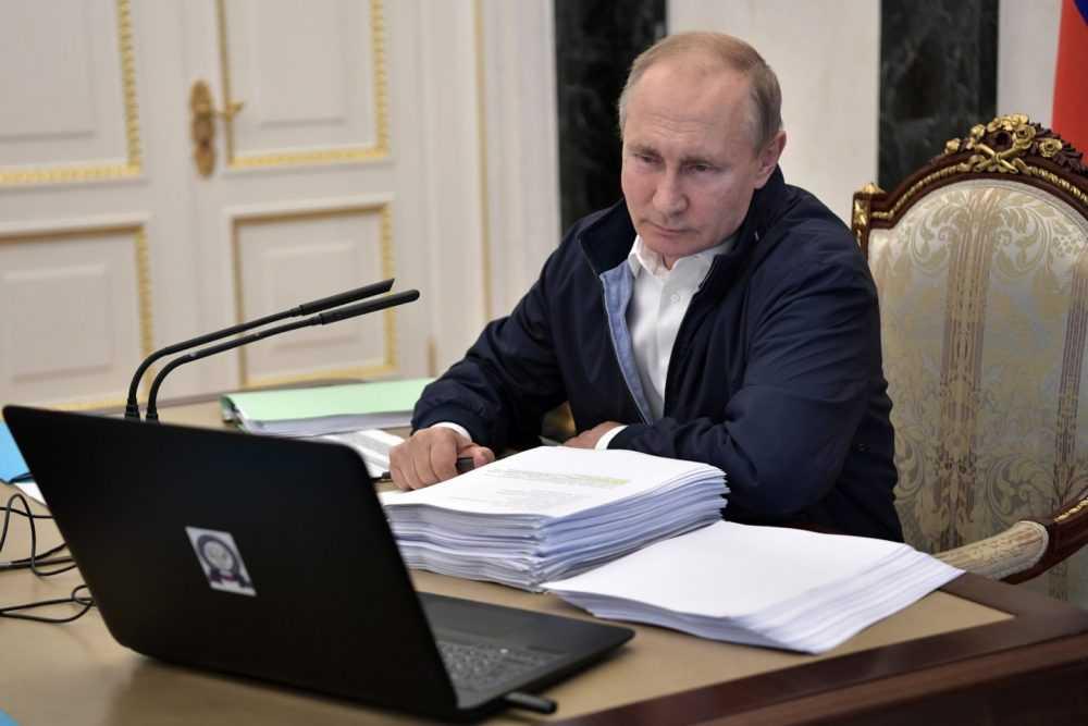 Компьютер Путина поразил британцев