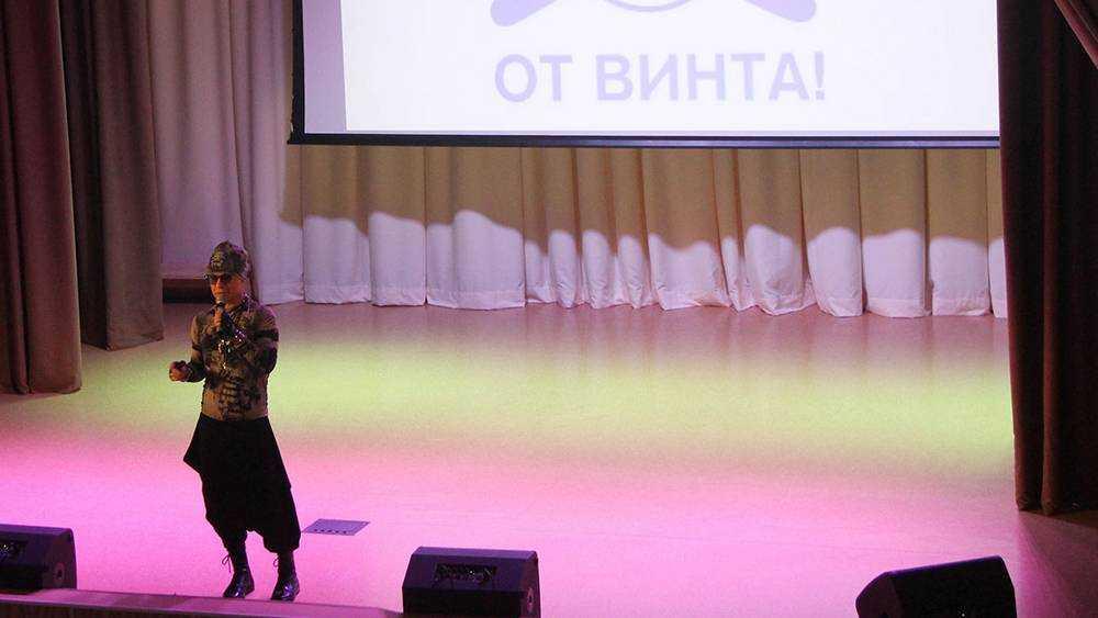 В Брянске открылся фестиваль научно-технического творчества «От винта»