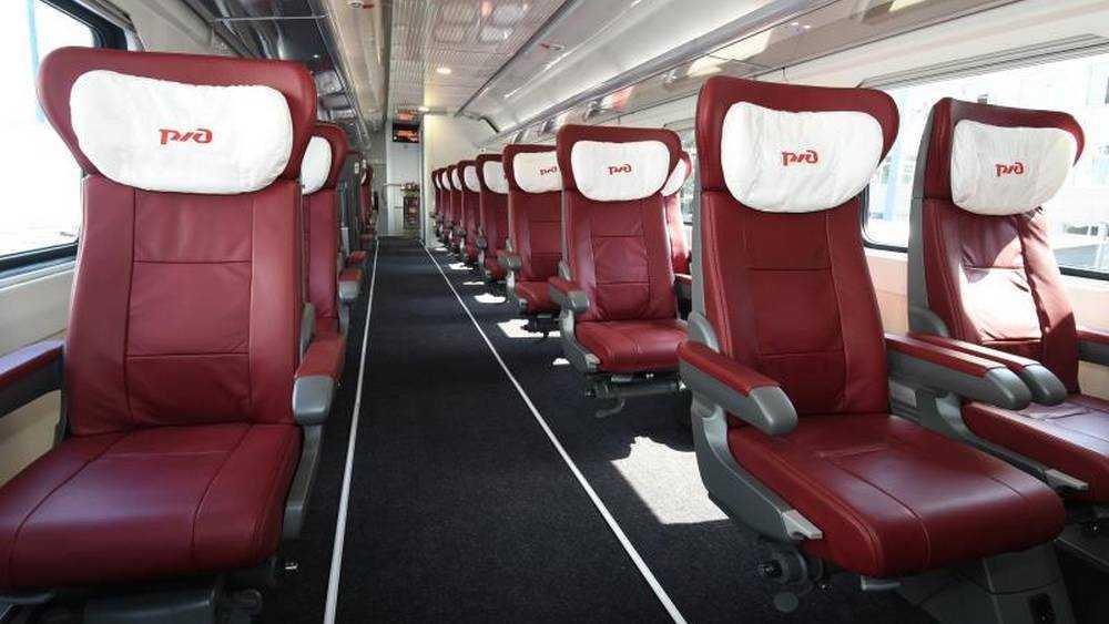 Двухэтажный поезд Брянск-Москва отправится в первый рейс 25 декабря