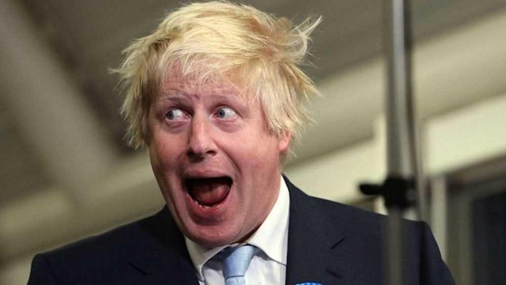 Соловьев призвал Великобританию ввести санкции за заражение Бориса Джонсона