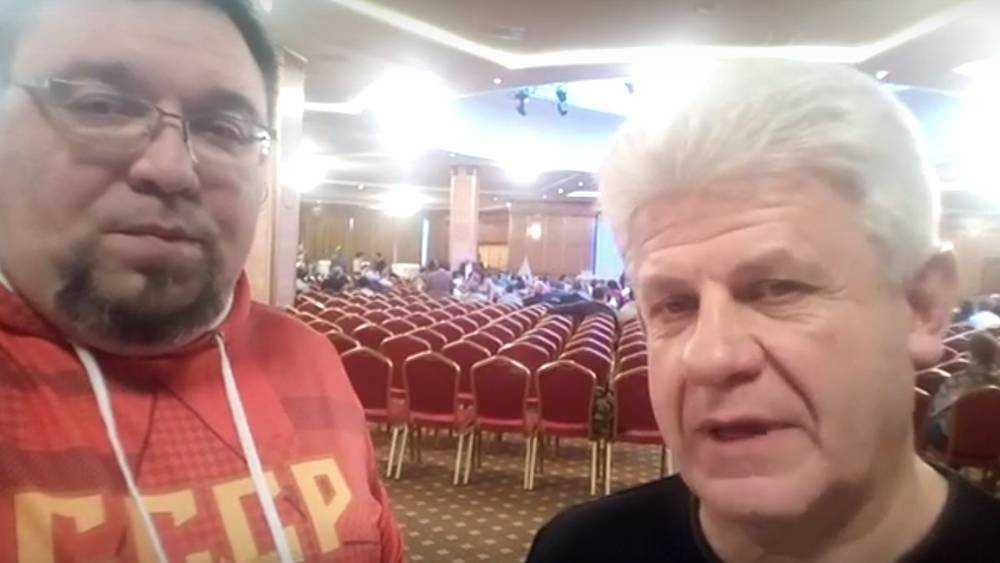 В Москве брянский блогер Маслов заявил о незаконности судов