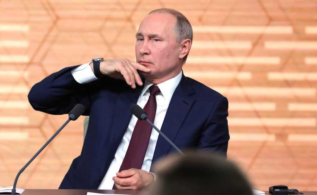 Президент Путин рассказал о главных нерешенных задачах страны