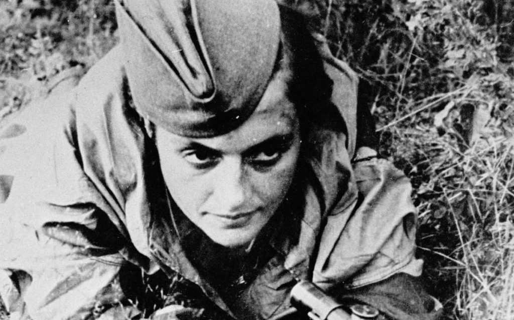 Испанцы поразились историей легендарной Людмилы Павличенко