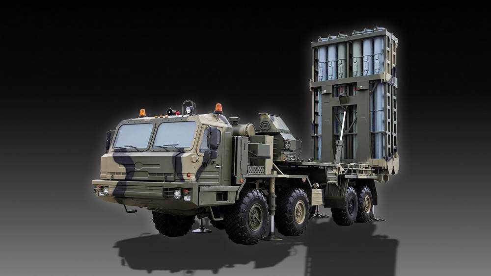 Армия получила первую ракетную систему на брянском шасси