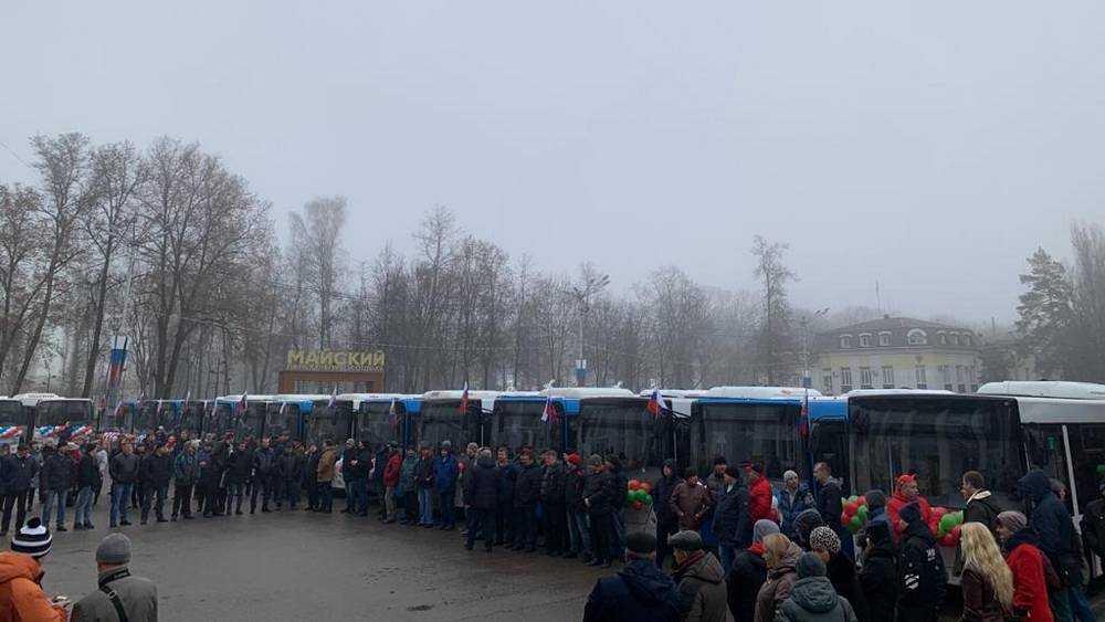 В Брянске на маршруты ежедневно стали выходить до 150 автобусов