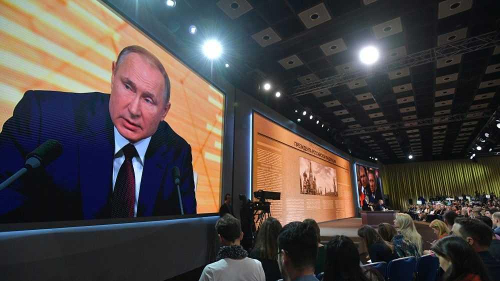 Путин выступил за обнуление президентских сроков с учетом мнения суда