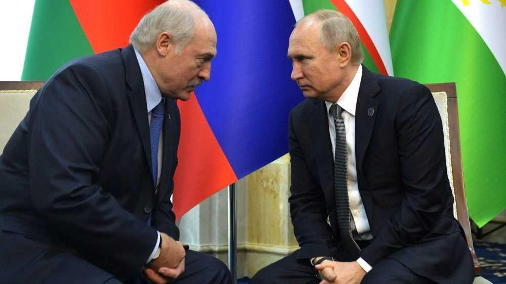 Лукашенко снова едет обманывать Путина