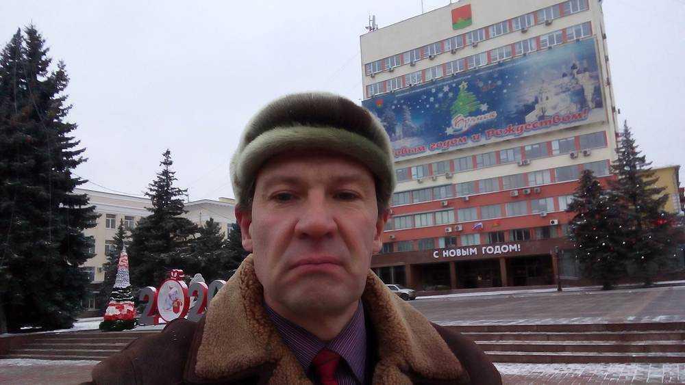 Брянец Николай Антоненко «побывал на балу у сатаны»