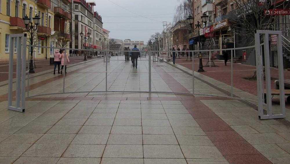 В Брянске начали устанавливать «арки желаний»