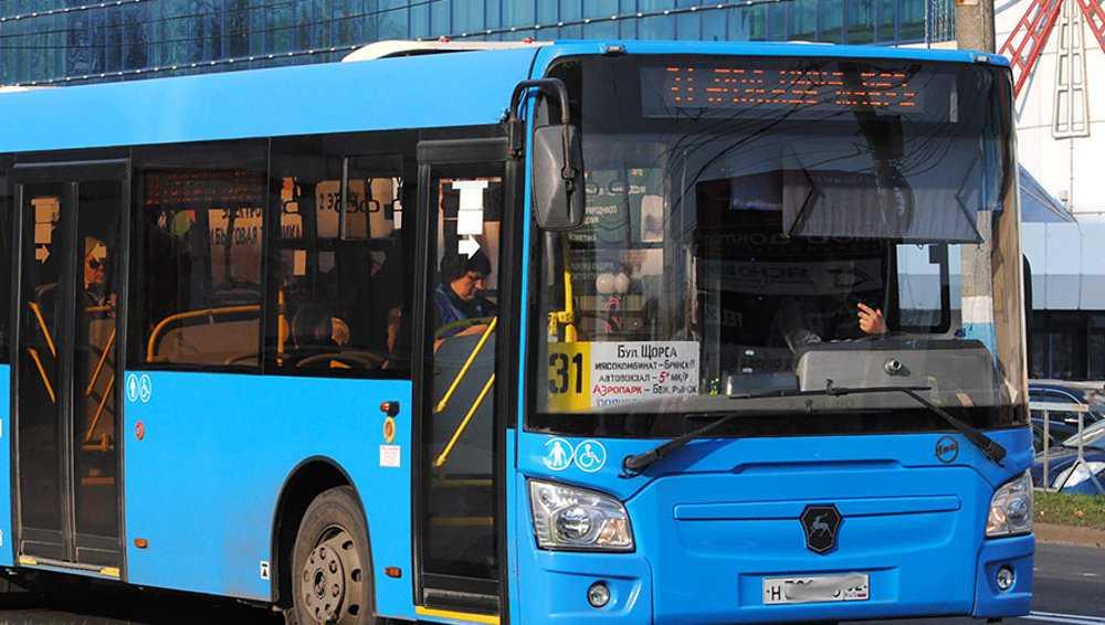 В брянском автобусе № 31 при падении разбилась 29-летняя женщина
