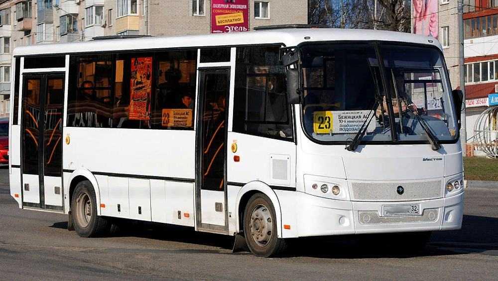 В Брянске на автобусном маршруте № 23 днем добавились два рейса