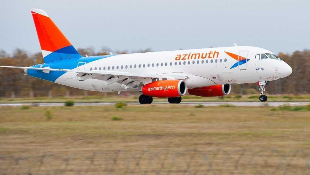 Брянский аэропорт начал обслуживать первые рейсы в этом году