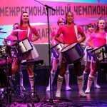 Брянские барабанщицы покорили жюри чемпионата в Курске